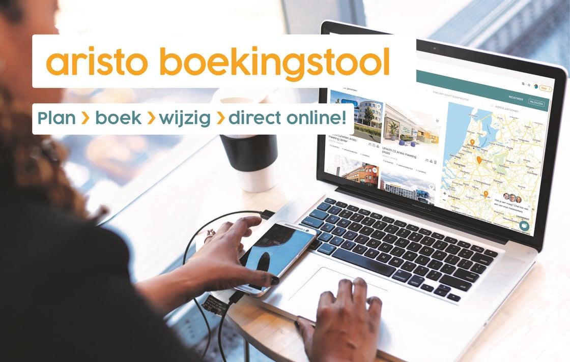 Boekingstool Aristo meeting center
